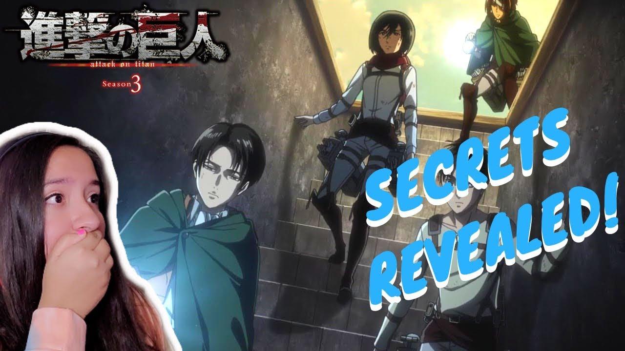 Attack on Titan Reaction Season 3 Episodes 18 and 19 | The ...