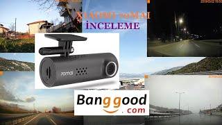 XIAOMI 70MAI araç kamerası incelemesi , XIAOMI 70MAI Smart Car DVR