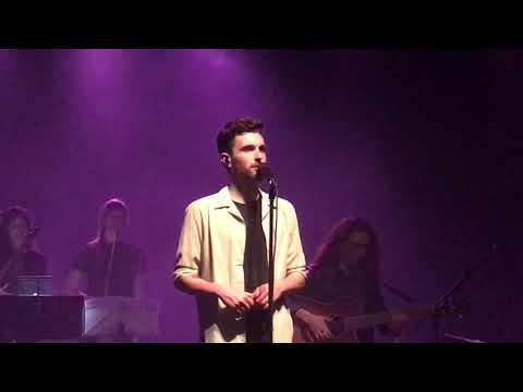 Duncan Laurence Live concert Zonnehuis 1 mei 2019