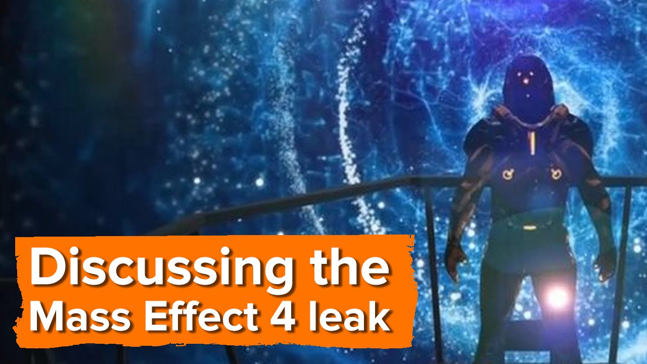 Probing the latest Mass Effect 4 leak • Eurogamer net