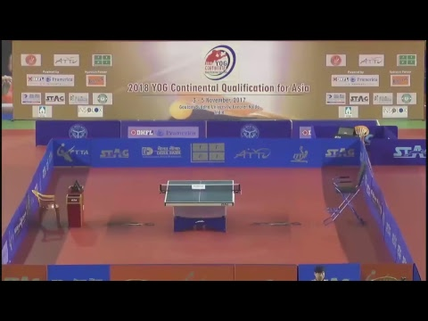 2018 YOG Continental Qualification-Asia - Day 1
