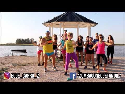 CALMA - Pedro Capó, Farruko - ZUMBA Fitness Dance
