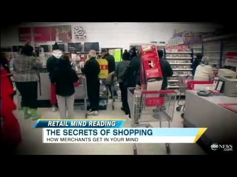 The Science of Shopping   Video   ABC News