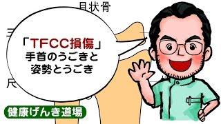 瀬戸市の接骨院 ひまわり接骨院|TFCC損傷についてのお話