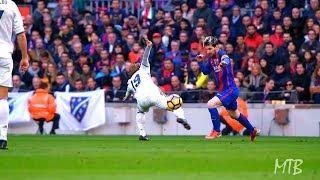 Lionel Messi Destroying Luka Modrić | HD