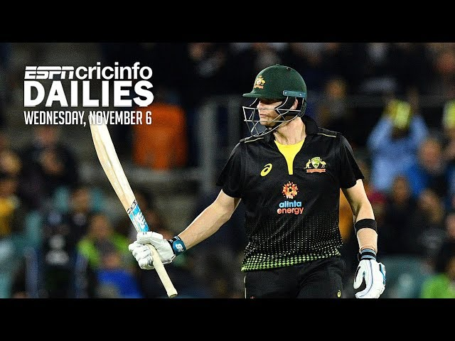 Smith special gives Australia series lead