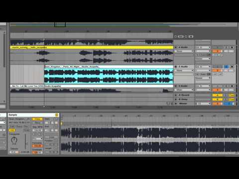 Ableton: How To Make Mashups (Tutorial) (Part 2)