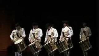 """Concert Tambours BGHA """"Griéni Hind 79"""" de Bâle"""