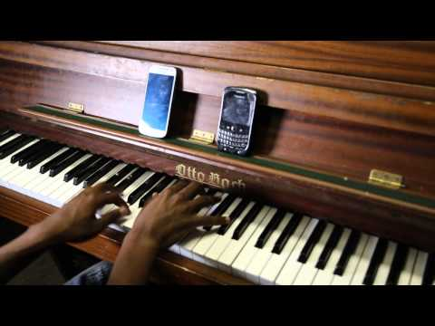 AKA Congratulate Piano Tutorial - Mus Scales