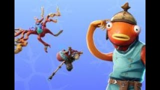 FORTNITE SPECTATOR GAME + NEW SICK FISH SKIN!