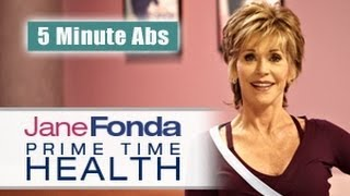 Jane Fonda: 5 Minute Abs  - Primetime Health