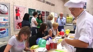 Мастер-класс по приготовлению сладких роллов для гостей и партнеров Бизнес-центра «Нагатинский»(, 2014-08-27T09:25:18.000Z)