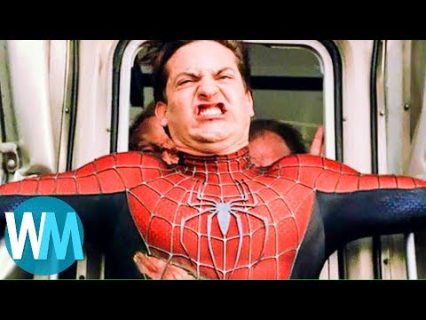 Top 10 Hero Defining Moments from Marvel Movies