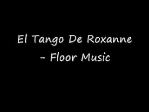 El tango de roxanne sheet music for violin, cello, strings, viola.