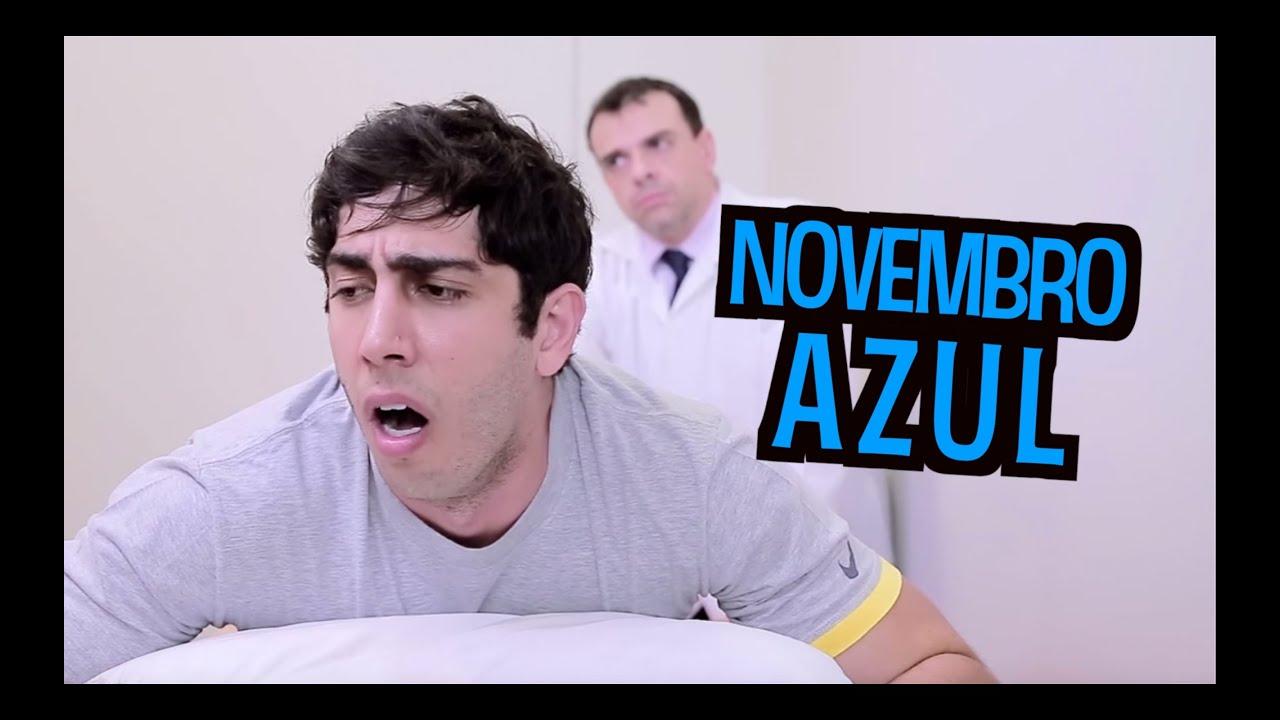 Novembro Azul - DESCONFINADOS