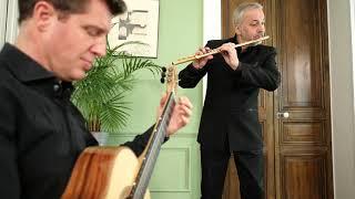 Habanera de Carmen (extrait) Philippe Bernold et Emmanuel Rossfelder