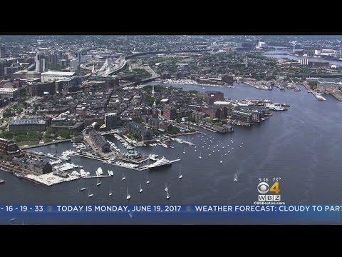 How Boston's Preparing For Rising Sea Levels