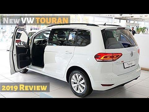 2019 New VW TOURAN Review Interior Exterior
