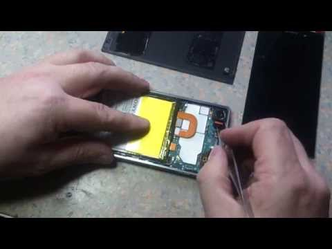 Sony Xperia Z1 LCD Screen Replacemant