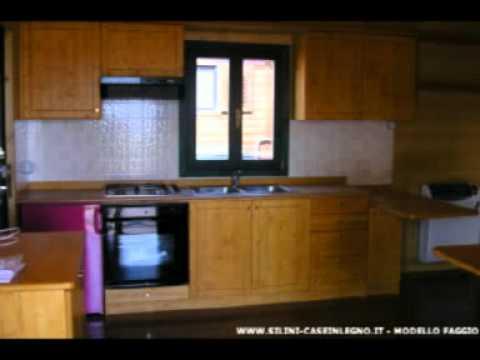 Casa mobile in legno modello faggio for Casa mobile in legno