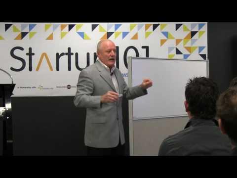 Startup101 - Business Model / Value Proposition