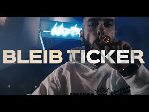 LE CRIMINELL - ✖️► BLEIB TICKER ◄✖️ (OFFICIAL VIDEO)