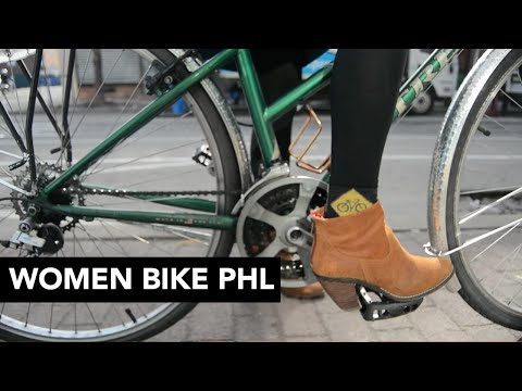 Bike for a Change - Women Bike PHL | Eco Philly