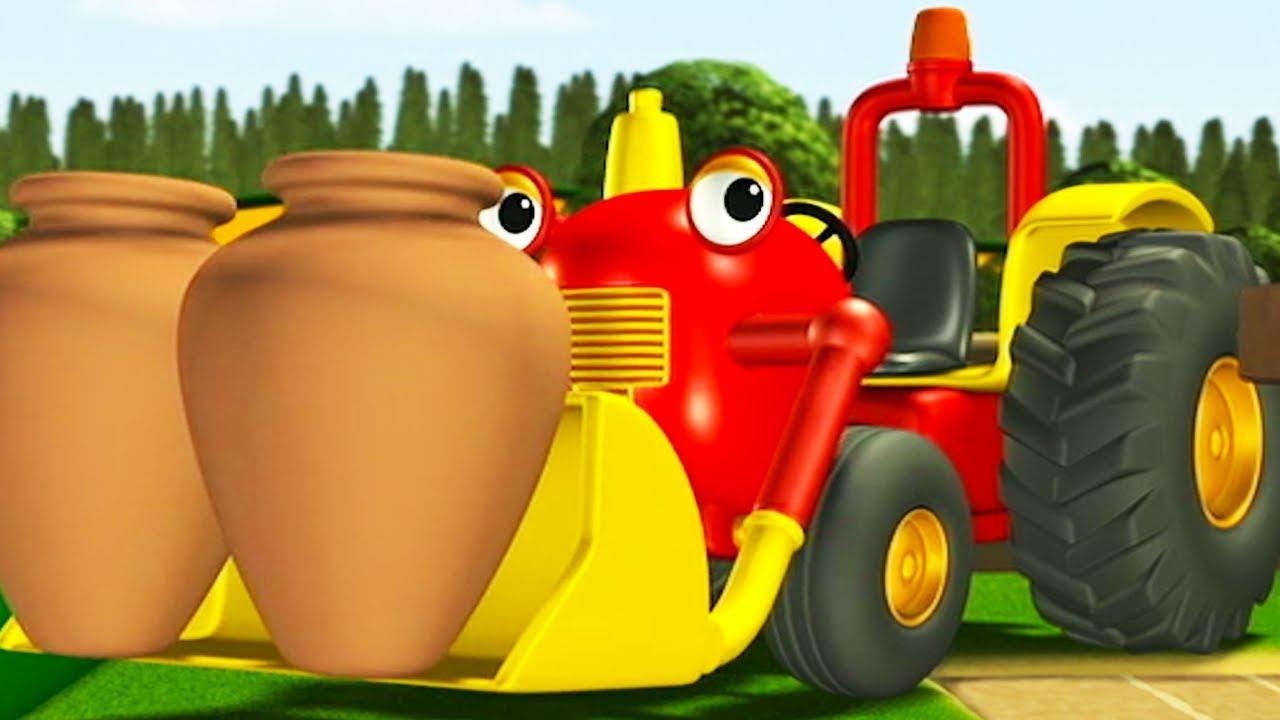 Tracteur tom le jardin fleuri dessin anime pour enfants tracteur pour enfants youtube - Tracteur tom dessin anime ...