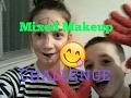 MIXED MAKEUP CHALLENGE/BOY MAKEUP GIRL