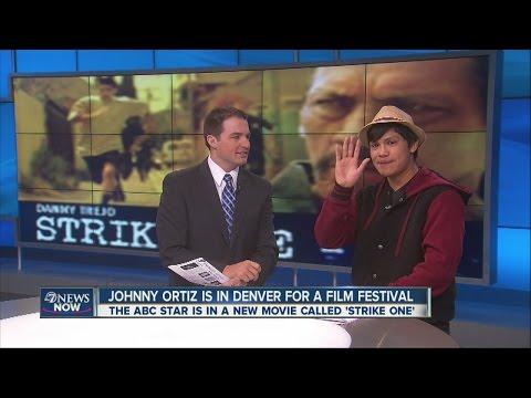 ABC star Johnny Ortiz stops by 7