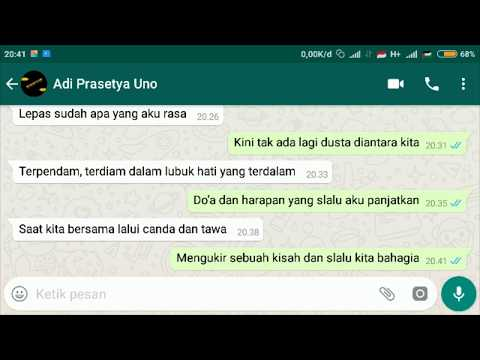 Mantan terindah - Reza Re (Lirik from WA)