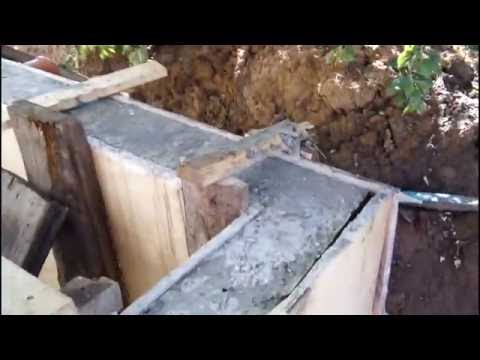 Как построить бассейн из бетона