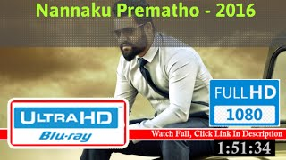 Nannaku Prematho *#*Full 'Movie'*#*