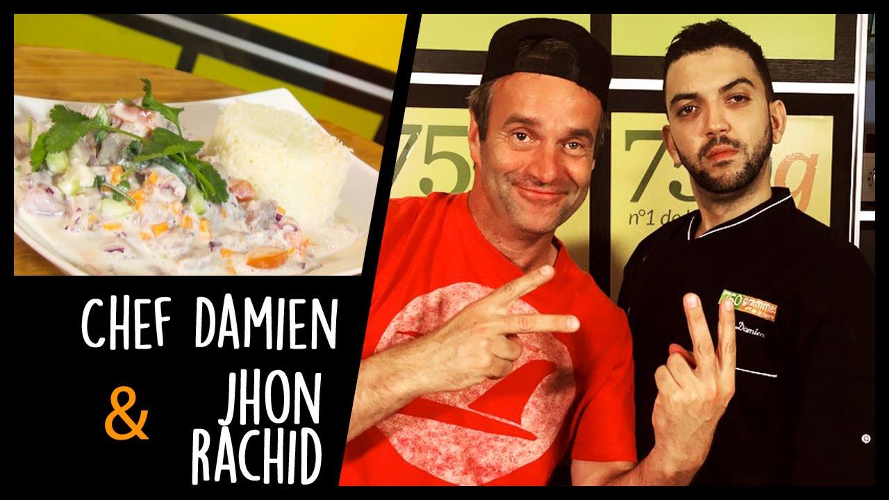 Chef Damien Jhon Rachid Blanquette De Veau Aux Morilles 750g