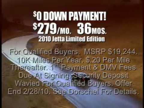Dorschel VW - Sign & Drive Jetta Lease-FREE Maintenance