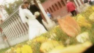 Свадебная прогулка в царицино