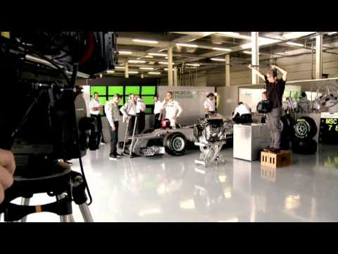 Making of the 2012 Airtel Indian Grand Prix TVC