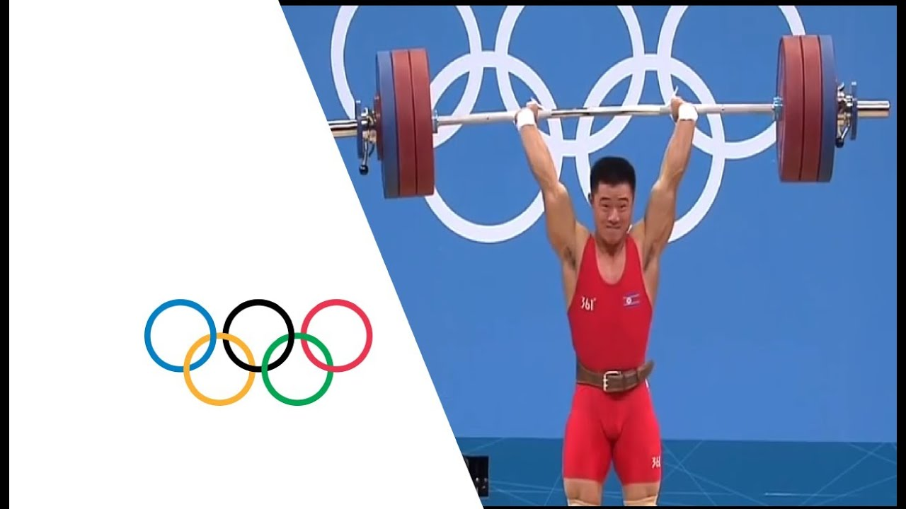How to break a weightlifting world record
