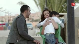 ياسين يرجع الى حضن اهله بعد رحلة عذاب فى البحث عنه فى لحظات مؤثرة