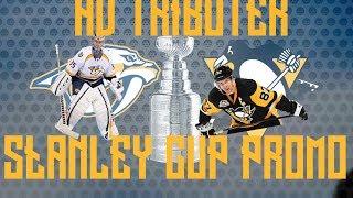 2017 NHL Stanley Cup Promo: Pens vs Preds