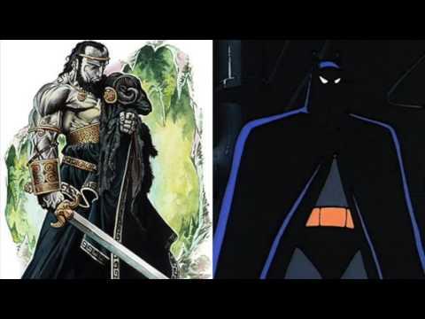 Batman & Hades