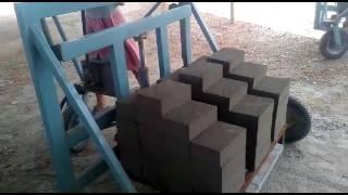 Hydraulic Pallet Lifting Trolley