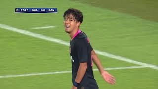 【公式】ハイライト:広州恒大vs鹿島アントラーズ AFCチャンピオンズリーグ 準々決勝 第1戦 2019/8/28