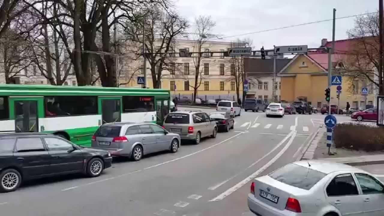 Resultado de imagen de tallin traffic
