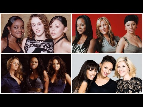 Evolution of Sugababes Chart History 2000  2011