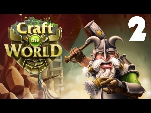 Let's Play Craft the World - Episode 2 - Learning to Ghost