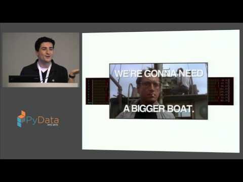 Andrew Montalenti: Beating Python