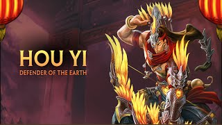 Smite - All Out Assault - Huo Yi Gameplay [Ep.3]