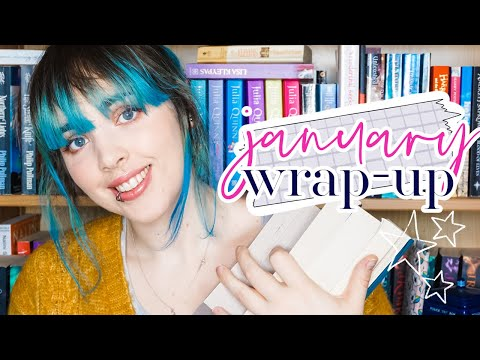 January Reading Wrap Up   Suzanne