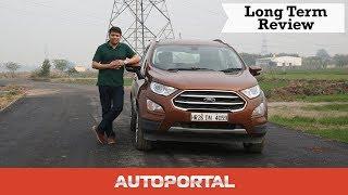Ford EcoSport Long Term Review – Autoportal